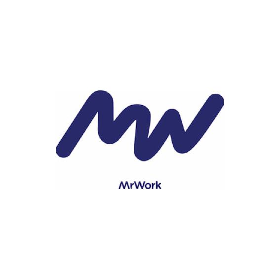 Logo MrWork - Tekstbureau Polane
