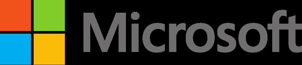 Logo Microsoft - Tekstbureau Polane